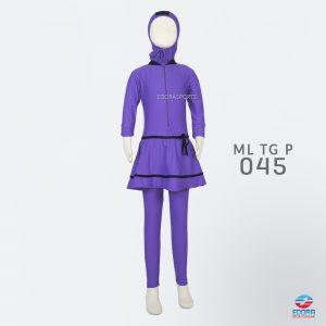 Baju Renang Anak SD Edora ML TG P 045