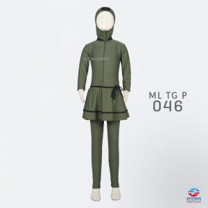 Baju Renang Anak SD Edora ML TG P 046