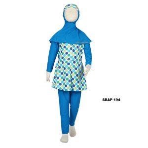 Baju Renang Anak Perempuan Sulbi SBAP 194