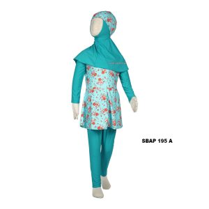 Baju Renang Anak Perempuan Sulbi SBAP 195 A
