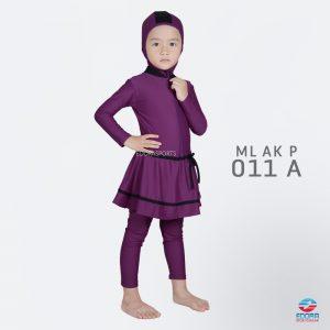 Baju Renang Anak TK Edora ML AK P 011 A