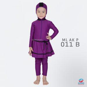 Baju Renang Anak TK Edora ML AK P 011 B
