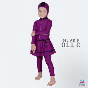 Baju Renang Anak TK Edora ML AK P 011 c