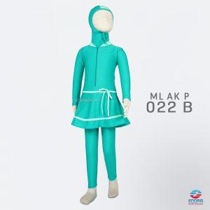 Baju Renang Anak TK Edora ML AK P 022 B