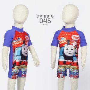 Baju Renang Bayi Deedo DV BB G 045 Thomas Blue