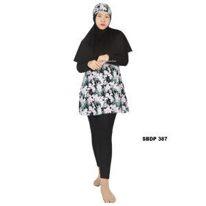 Baju Renang Muslimah Sulbi SBDP 387