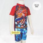 Baju Renang Anak TK Deedo DA 02 Spiderman