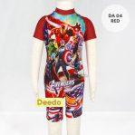 Baju Renang Anak TK Deedo DA 04 Avenger's