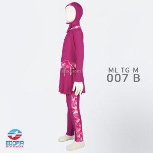 Baju Renang Anak SD Edora ML TG M 007 B