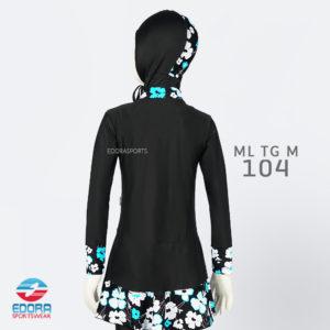 Baju Renang Anak SD Edora ML TG M 104
