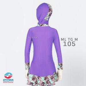 Baju Renang Anak SD Edora ML TG M 105