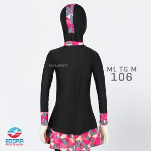 Baju Renang Anak SD Edora ML TG M 106