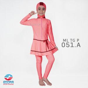 Baju Renang Anak SD Edora ML TG P 051 A