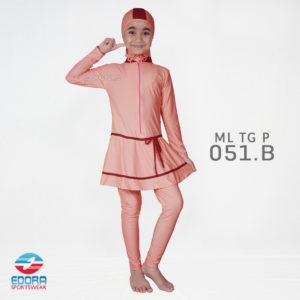 Baju Renang Anak SD Edora ML TG P 051 B