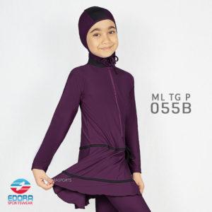 Jual Busana Renang Anak Muslimah ML TG P 055 B