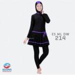 Toko Baju Renang Muslimah Murah Edora ES ML DW 214