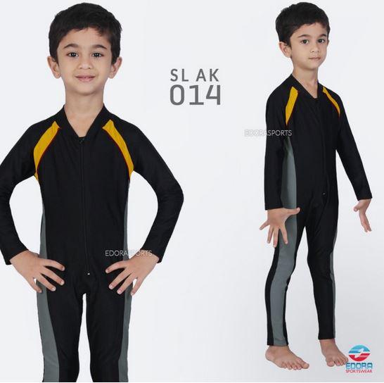 Jual Busana Renang Anak TK Muslim Edora SL AK 014