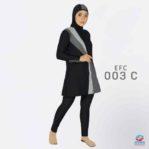 Toko Busana Renang Muslimah Modern EFC 003 C