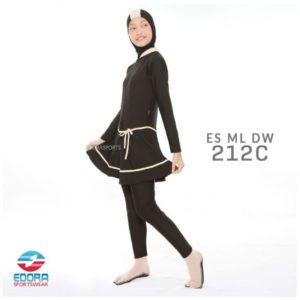 Grosir Baju Renang Muslimah Terbaru ES ML DW 212 C