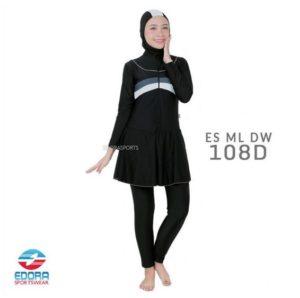 Jual Busana Renang Muslimah Modern Edora ES ML DW 108 D
