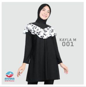 Jual Baju Renang muslimah Murah Edora Kayla M 001