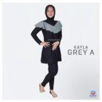 Toko Baju Renang Murah Edora Kayla Grey A