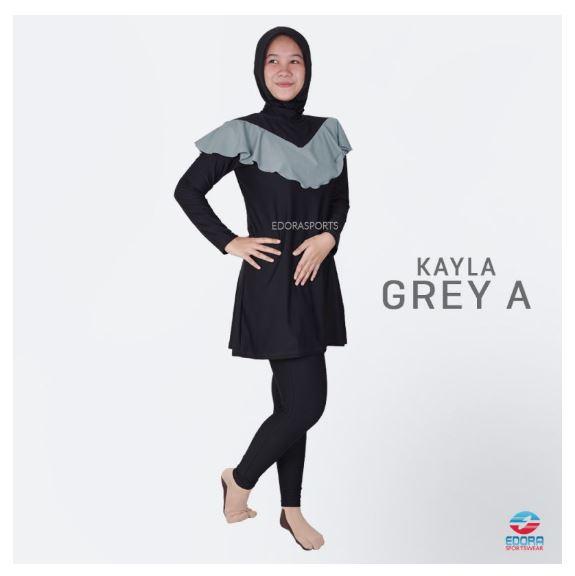 Toko Baju Renang MurahEdora Kayla Grey A