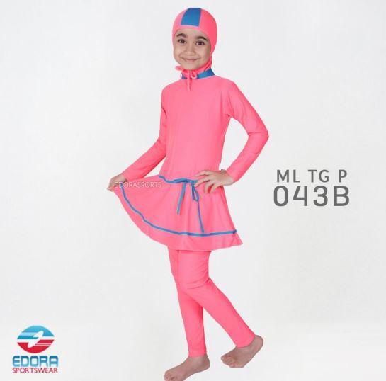 Jual Busana Renang Anak Modern Edora ML TG P 043 B