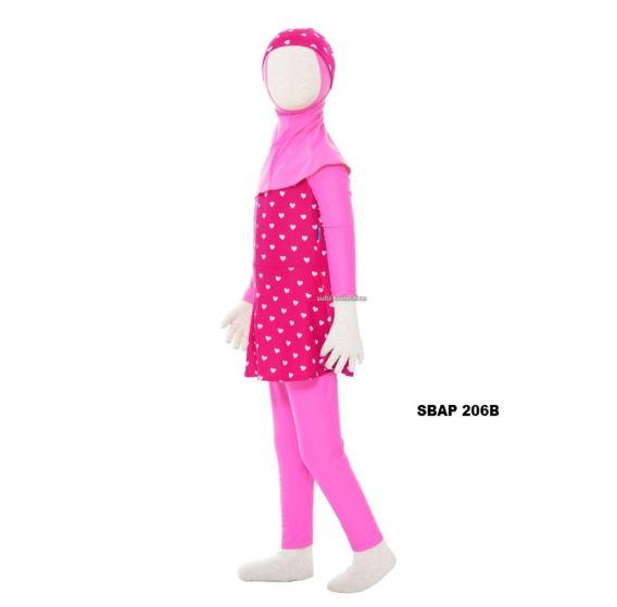 Grosir Baju Renang Anak Modern Sulbi SBAP 206 B