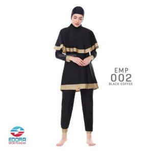 Grosir Busana Renang Muslimah Modern Edora EMP 002