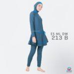 Jual Baju Renang Muslimah Murah ES ML DW 213 B