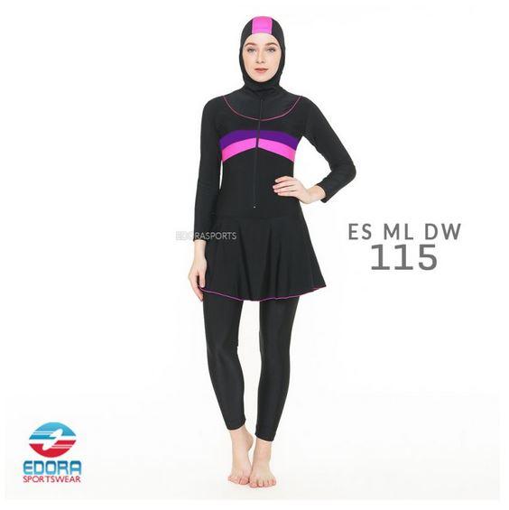 Grosir Baju Renang Muslimah Terbaru ES ML DW