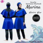 Jual Rocella Swimwear Marina Electric Blue Modern