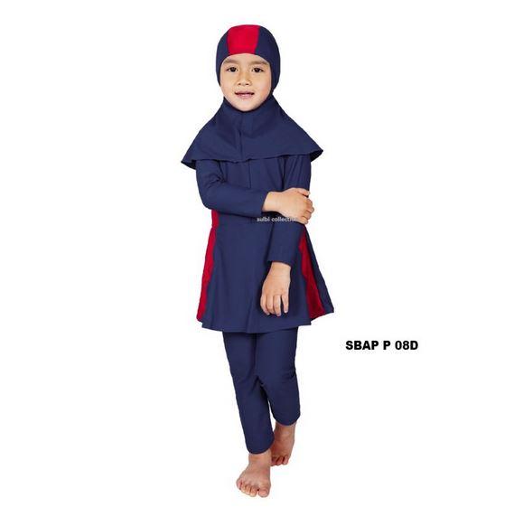 Jual Busana Renang Anak Murah Sulbi SBAP P 08D
