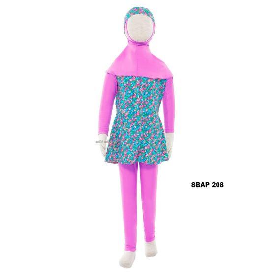 Grosir Baju Renang Anak Perempuan Murah Sulbi SBAP 208