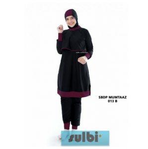 Jual Baju Renang Wanita Muslimah Murah SBDP Mumtaaz 013 B