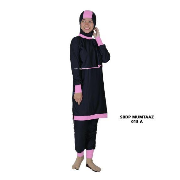 Toko Baju Renang Wanita Muslimah Modern SBDP Mumtaaz 015A