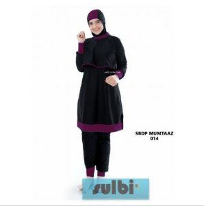 Jual Baju Renang Wanita Muslimah Terbaru SBDP Mumtaaz 014