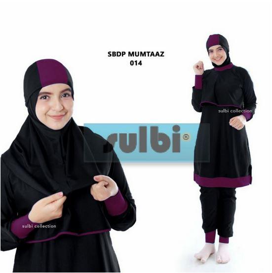 Grosir Baju Renang Wanita Muslimah Terbaru SBDP Mumtaaz 014