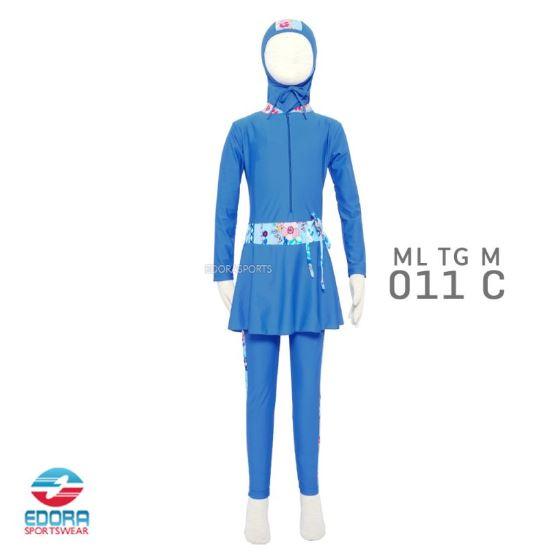 Toko Baju Renang Muslimah Anak Terbaru Edora ML TG M 011 C