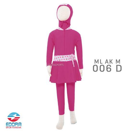 Toko Baju Renang Muslimah Anak Modern Edora ML AK M 066 D