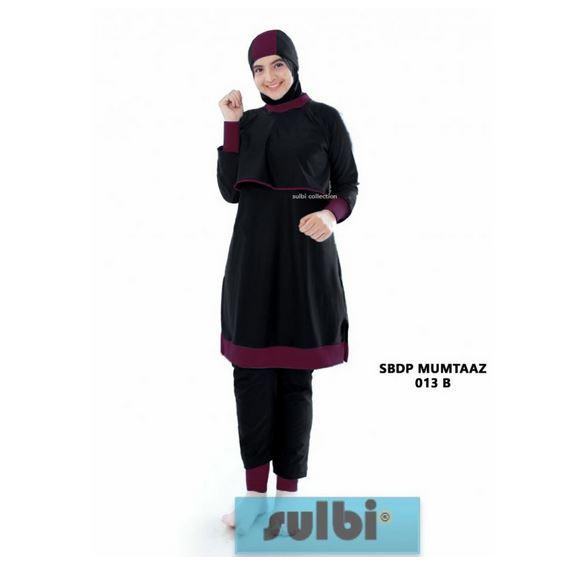 Toko Baju Renang Wanita Muslimah Murah SBDP Mumtaaz 013 B