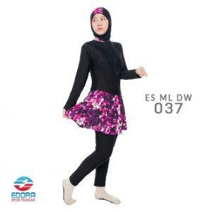 Jual Baju Renang Muslimah Edora Modern ES ML DW 037