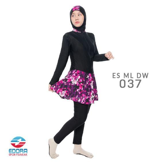 Toko Baju Renang Muslimah Edora Modern ES ML DW 037
