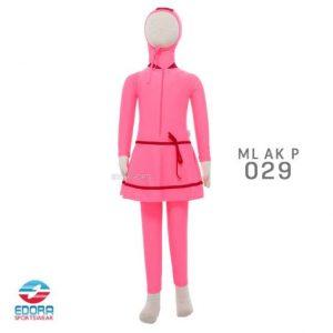Jual Baju Renang Muslimah Anak Modern Edora ML AK P 029