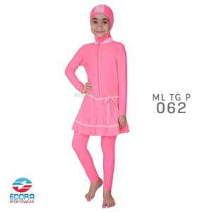 Toko Baju Renang Muslimah Anak Murah Edora ML TG P 062
