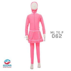 Grosir Baju Renang Muslimah Anak Murah ML TG P 062