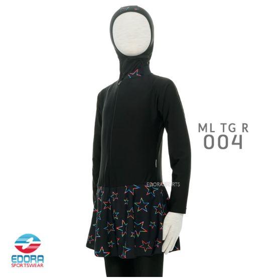 Toko Baju Renang Muslimah Anak Modern Edora ML TG R 004