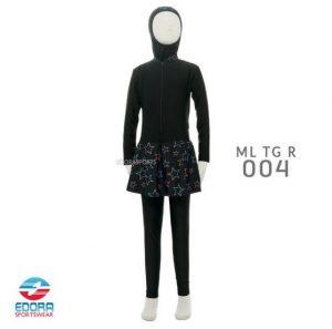 Jual Baju Renang Muslimah Anak Modern Edora ML TG R 004