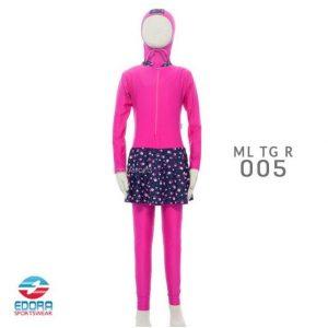Grosir Baju Renang Muslimah Anak Murah Edora ML TG R 005